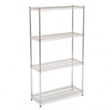Chrome Wire Shelving,Stylish Chrome Shelving with Adjustable ... on