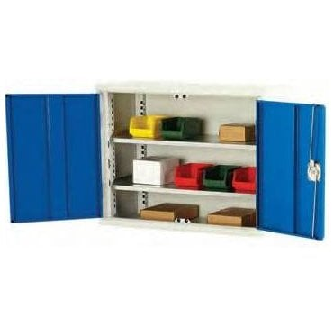 Double Door with 2 shelves 600 x 1050 x 350 From Direct Storage