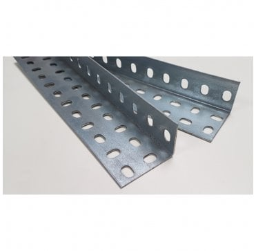 Slotted Steel Angle, Galvanised Slotted Angle, Handy Angle Dexion Type
