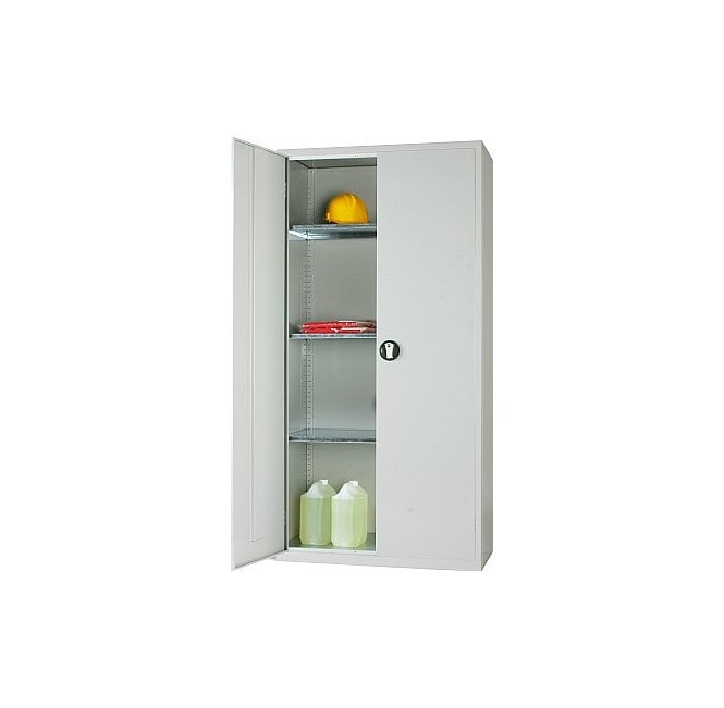 Tall Cupboard 1830 x 915 x 457 Supplied with 3 Adjustable Shelves